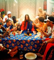 David LaChapelle-ultima cena