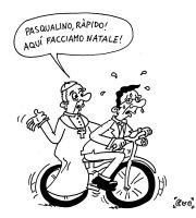 Papa e Pasqualino (Evo)