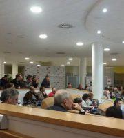 L'incontro in Sala Consiliare