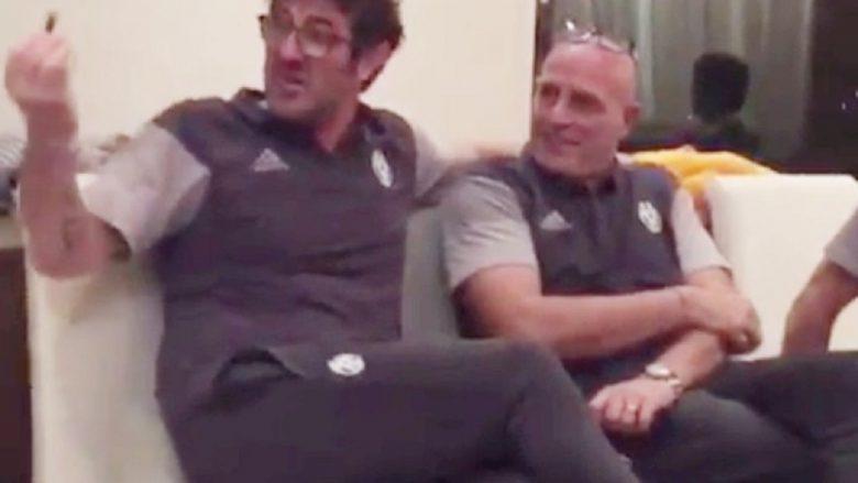 un estratto del video da Tuttosport.com
