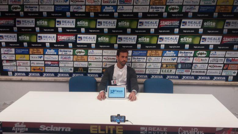 Alessandro radi in conferenza stampa