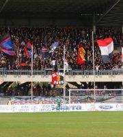 Samb-Teramo 2-0, la Nord