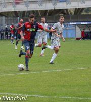 Samb-Teramo 2-0, Sorrentino
