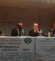 Conferenza stampa a Grottammare