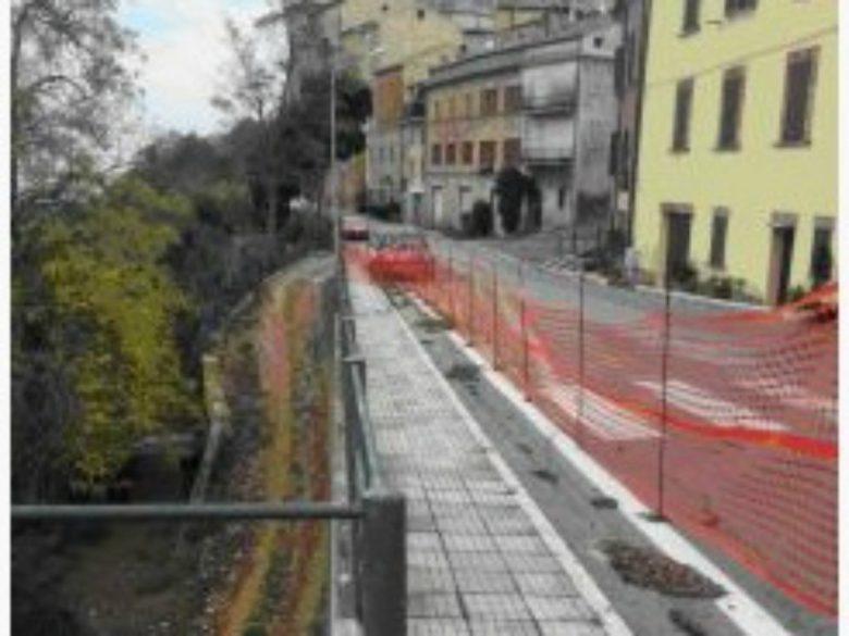 Lavori (foto Provincia di Ascoli)