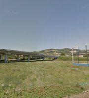 Il punto scelto prima della riqualificazione (foto Google Earth)