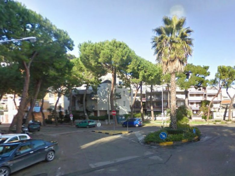 Quartiere Stazione (foto Google Earth)