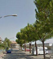 Via Bologna (foto tratta da Google Earth)