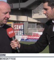 Ottavio Palladini intervistato da Sportmediaset