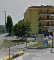 Valtesino all'intersezione con via San Carlo (foto Google Earth)