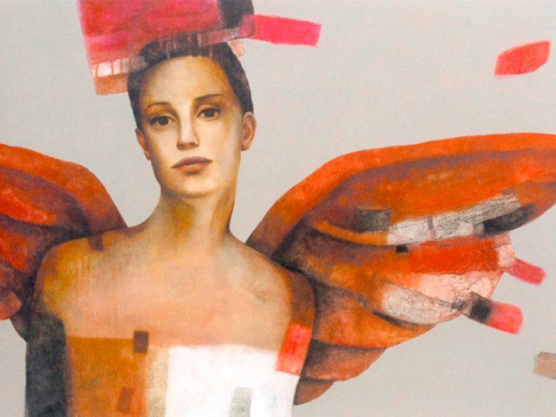 Opera di Marcello Malandugno (foto tratta dal sito cultura salentina)