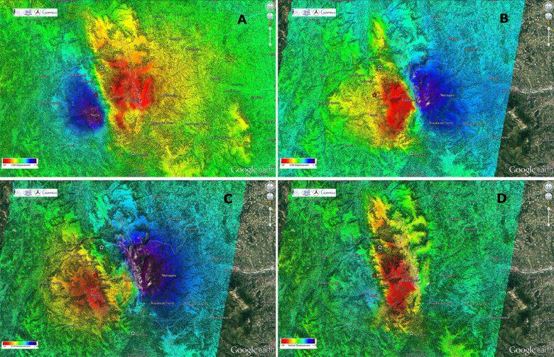 Analisi sui terremoti nell'Appennino
