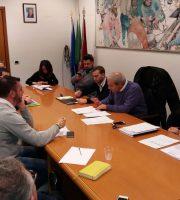 La Commissione Bilancio a lavoro