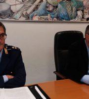 Giuseppe Coccia e Bruno Gabrielli