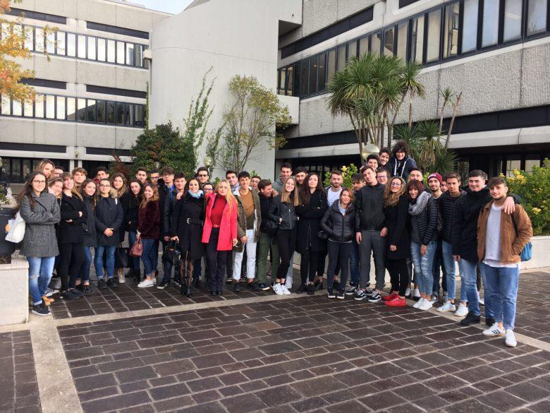 Liceo Rosetti ad Ancona