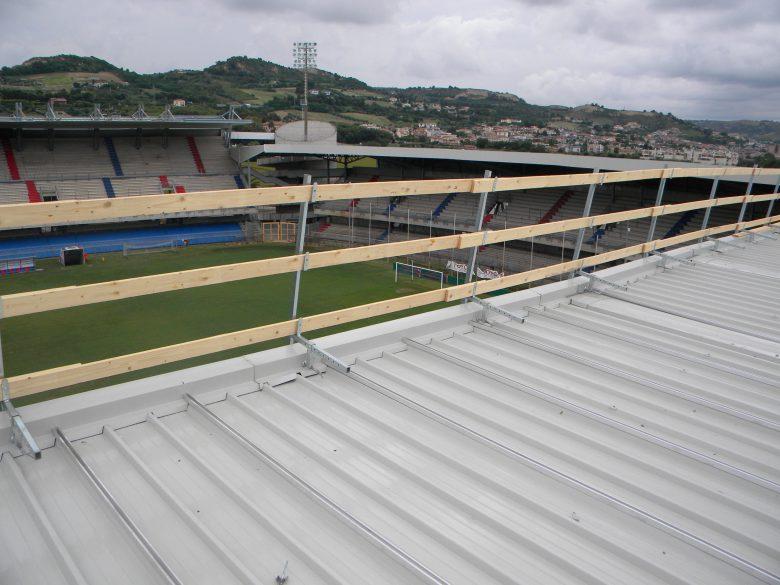 Stadio Riviera delle Palme scartato Ascoli-Perugia si gioca a Pescara