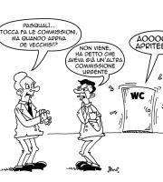 Piunti, Di Francesco e De Vecchis (Vignetta Evo)