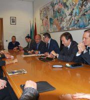 Incontro fra San Benedetto e Ascoli