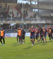 Samb-Modena 1-1, i rossoblu a fine gara