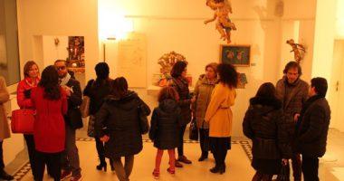 Presepi e Angeli in mostra alla Palazzina Azzurra