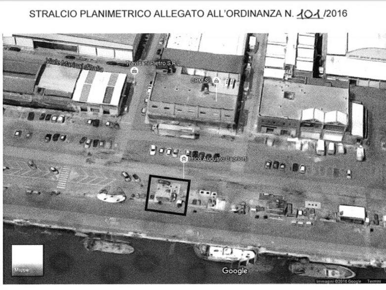 Ordinanza della Capitaneria di Porto
