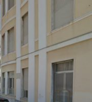 Scuola in via San Martino (foto Google Earth)