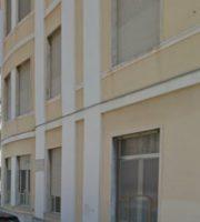 Scuola in via San Martino (foto Google Earth)