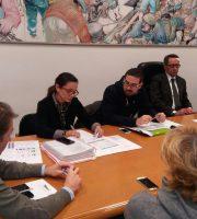 La riunione di commissione del 30 novembre