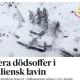 Il Dagens Nyheter (Svezia) scrive