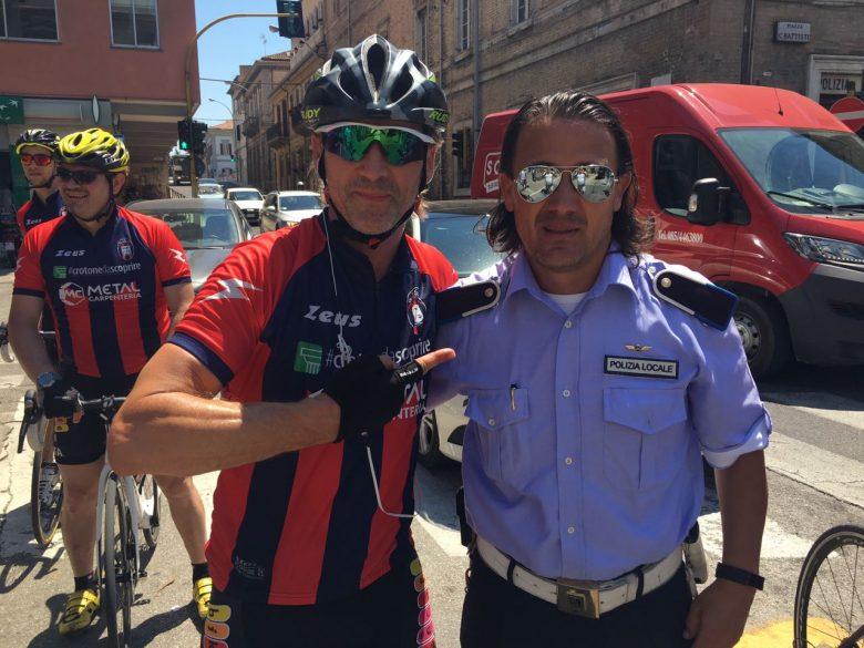 Crotone, Nicola arriva allo stadio Filadelfia: 'Viaggio incredibile' VIDEO