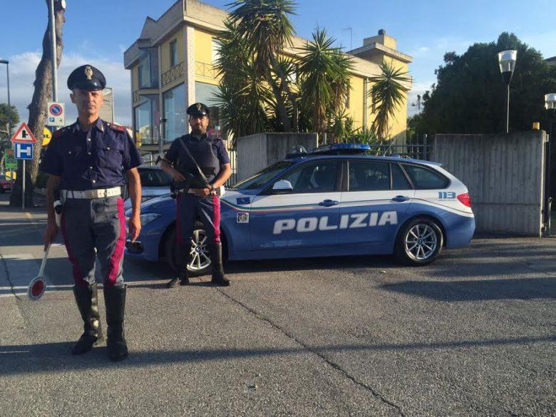 Alba adriatica controlli della polizia tre denunce for Polizia di stato caserta permesso di soggiorno