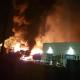 Incendio a Sant'Atto, nel Teramano (26 giugno)