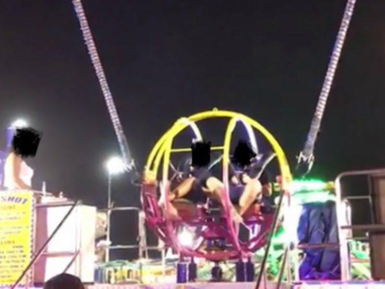 Giovane mamma muore precipitando dalla giostra al Luna Park