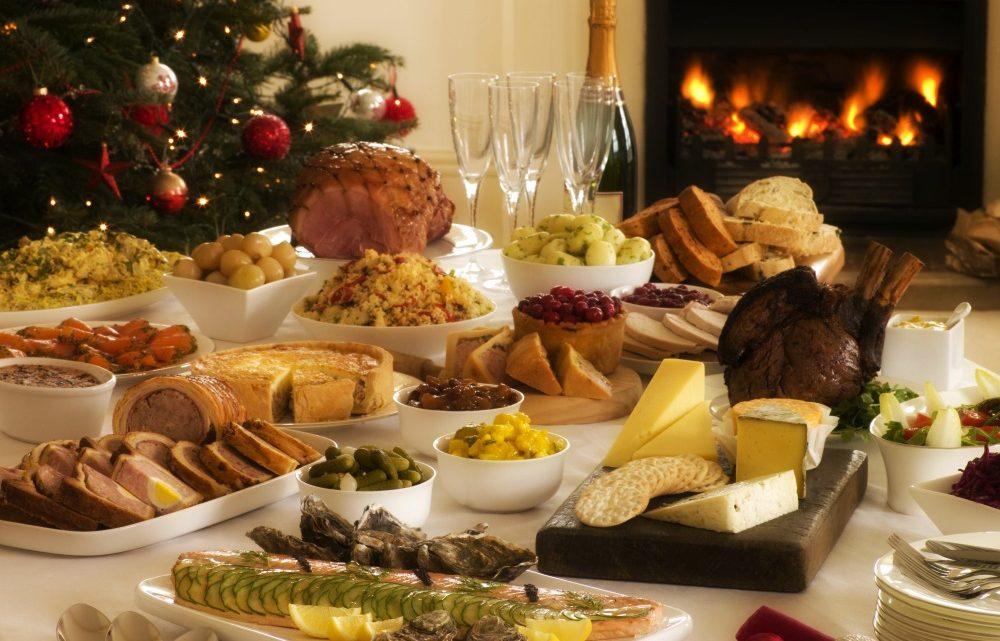 Natale spesa a tavola da 2 5 miliardi 39 made in italy - Tavola da pranzo ...