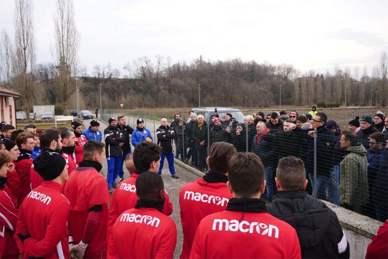 Caos Vicenza, la Berretti viene bloccata dalla protesta dei tifosi