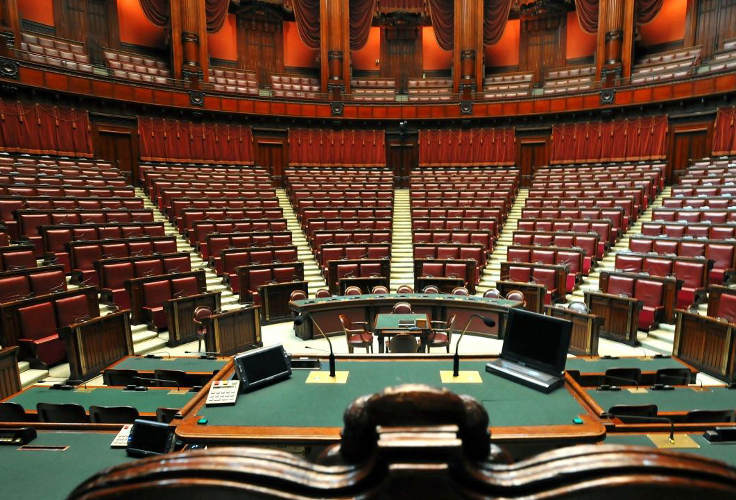 Il pd cambia tutto emanuela di cintio alla camera di for Diretta camera deputati