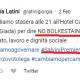 L'avvocato Giorgia Latini fa un po' di confusione con una... direttiva