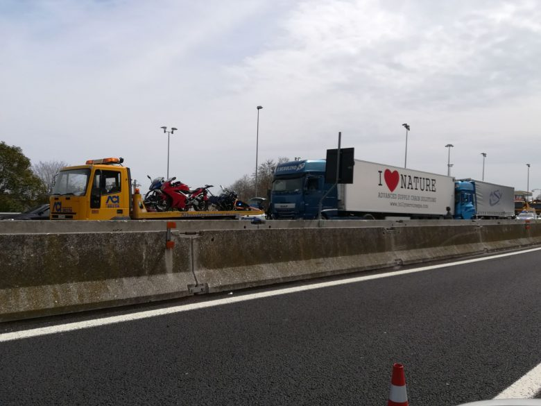 Campofilone:Incidente in A14, due morti ed un ferito