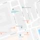 L'area interessata dal piano di comparto del porto