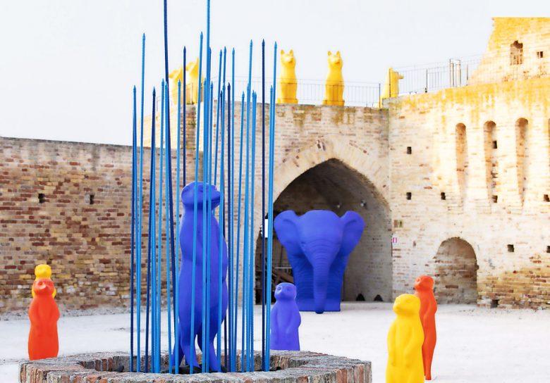 Risultati immagini per cracking art acquaviva rivieraoggi