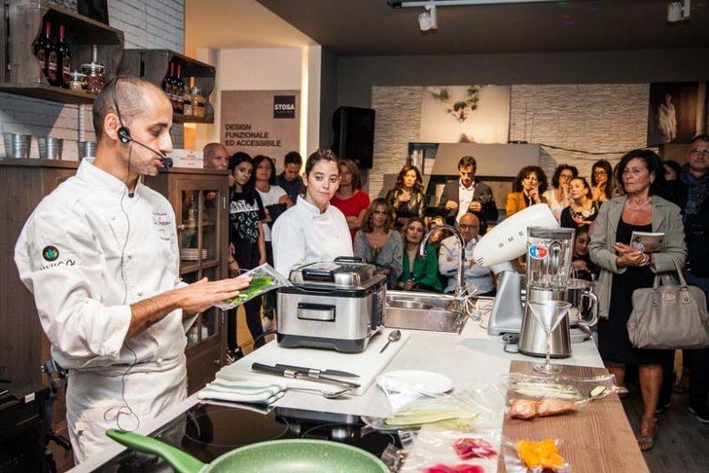 Cucina e salute un altro evento di successo da teng for Gs arredamenti di straziuso raffaele