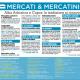 Mercati e Mercatini, la rubrica di Riviera Oggi Estate