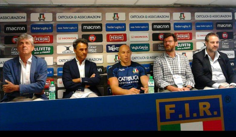Rugby: Italia-Russia, Parisse titolare