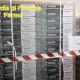 Contrabbando di sigarette, finanzieri in azione (foto Gdf Fermo)