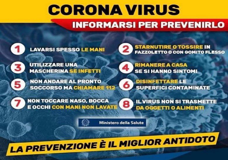Studente di Morciano positivo al Coronavirus nelle Marche