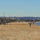 11 marzo 2020, passeggiata sulla spiaggia di San Benedetto