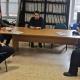 Coronavirus, centro operativo comunale con il sindaco Piersimoni