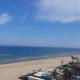 Spiaggia di San Benedetto, 18 marzo ore 15,30 deserta a causa dei divieti di spostamento per coronavirus (1)