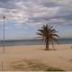 Spiaggia e mare di San Benedetto, 29 aprile 2020