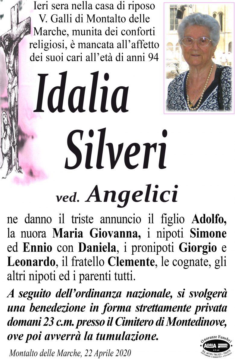 Idalia Silveri